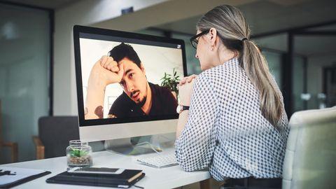 Online-Therapie kann eine wichtige Stütze sein (Symbolbild)