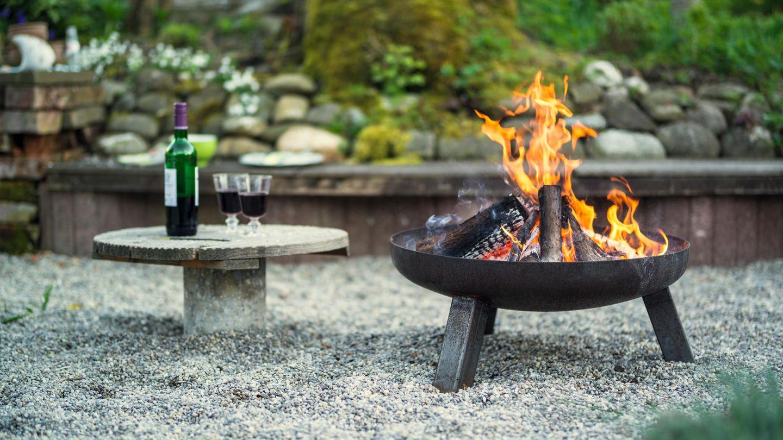 Feuerstelle für Terrasse & Garten Modelle im Vergleich   STERN.de
