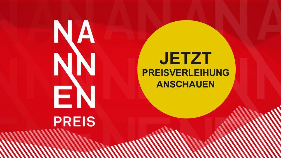 Teaserbild Nannen Preis Livestream