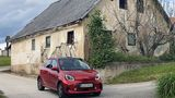 Smart Forfour ed Roadtrip München - Novo Mesto