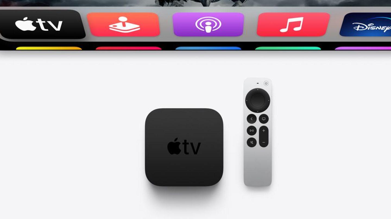 Der neue Apple TV 4K (2021) sieht aus wie sein Vorgänger, die Fernbedienung bekam jedoch ein Make-over.