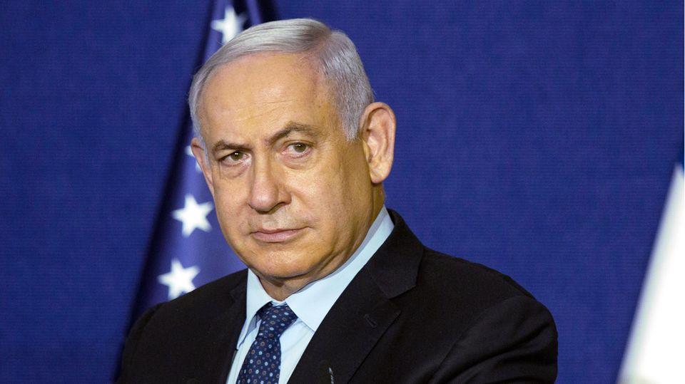 Benjamin Netanjahu, Ministerpräsident von Israel