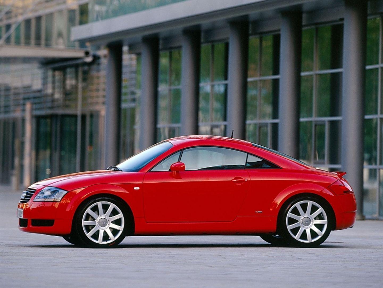 Ein Schreyer-Auto: Audi TT 8N