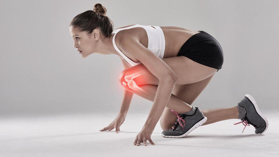 Sportverletzungen bei Athletinnen