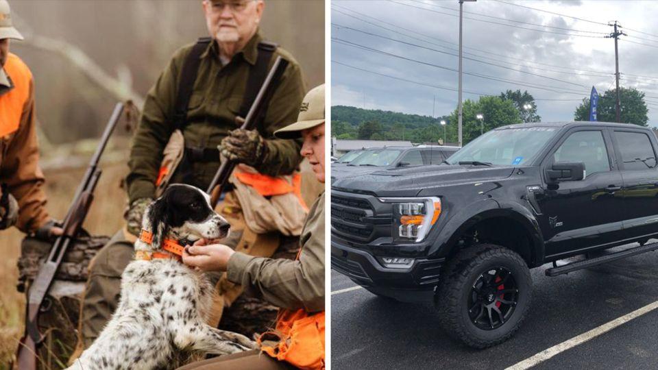 Jagd-Schrotflinten und Pich-up-Trucks verlost der US-Bundesstaat West Virginia unter anderem unter Geimpften