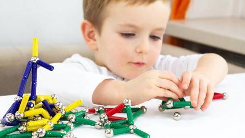 So fördert Magnetspielzeug die Kreativität und Motorik Ihrer Kinder
