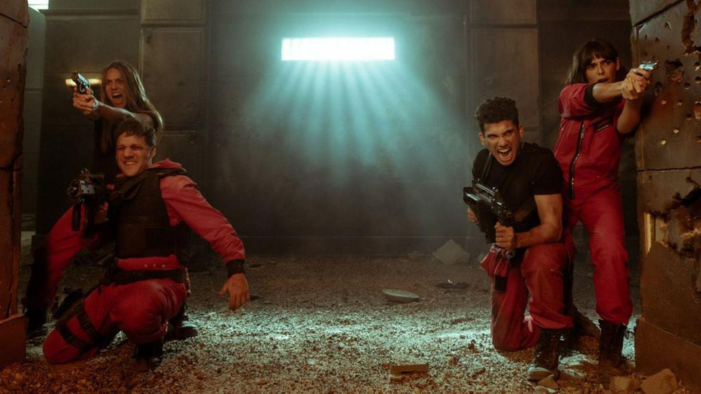 """Lissabon, Palermo, Denver und Manila in der fünften Staffel """"Haus des Geldes"""" auf Netflix"""