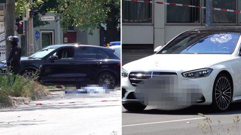 Schüsse aus dem fahrenden Auto - Mann in Hannover tot