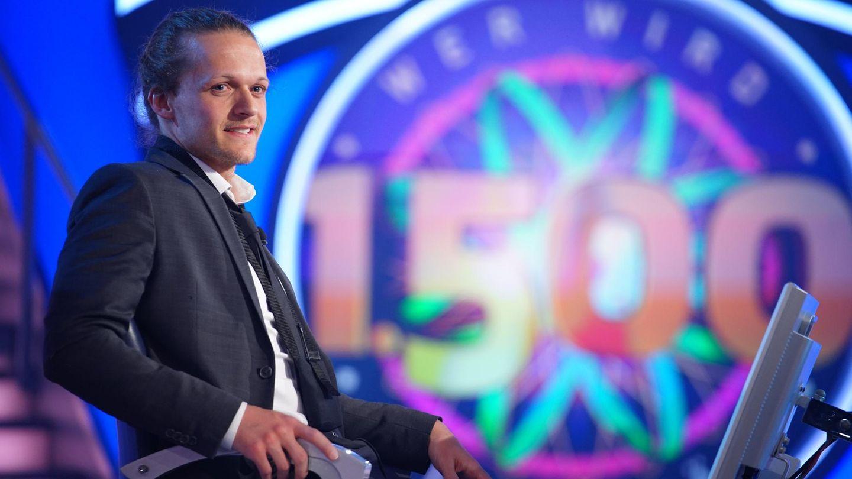 """Janos Pigerl durfte ein zweites Mal bei """"Wer wird Millionär?"""" antreten"""