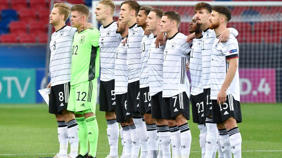 u21 EM Finale deutsche Mannschaft