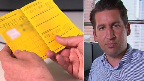 Gefälschte Impfausweise: Reporter testet, wie schnell man an so ein Dokument kommt