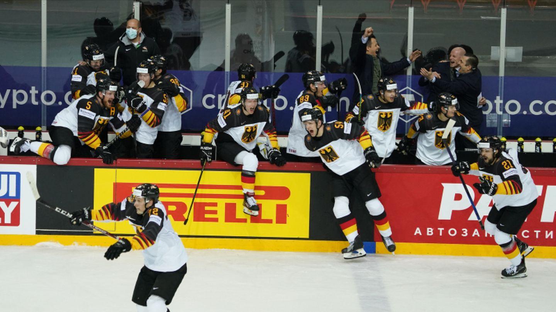 Eishockey-WM: Einen Tag vor Halbfinale pausiert die Mannschaft mit dem Training.