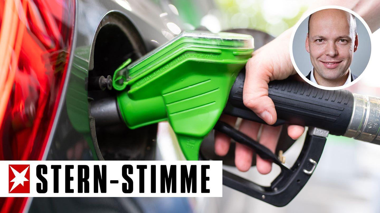 Horst von Buttlar Kolumne über Benzinpreise