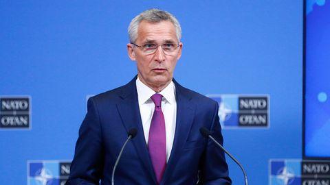 Jens Stoltenberg, Generalsekretär der Nato