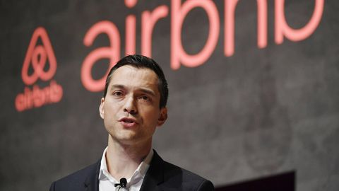 Airbnb MitbegründerNathan Blecharczyk,
