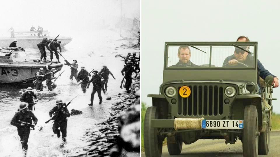 "D-Day: 77 Jahre nach ""Operation Overlord"" – Normandie-Tourismus leidet unter Corona"