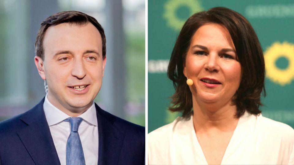 Paul Ziemiak, Annalena Baerbock