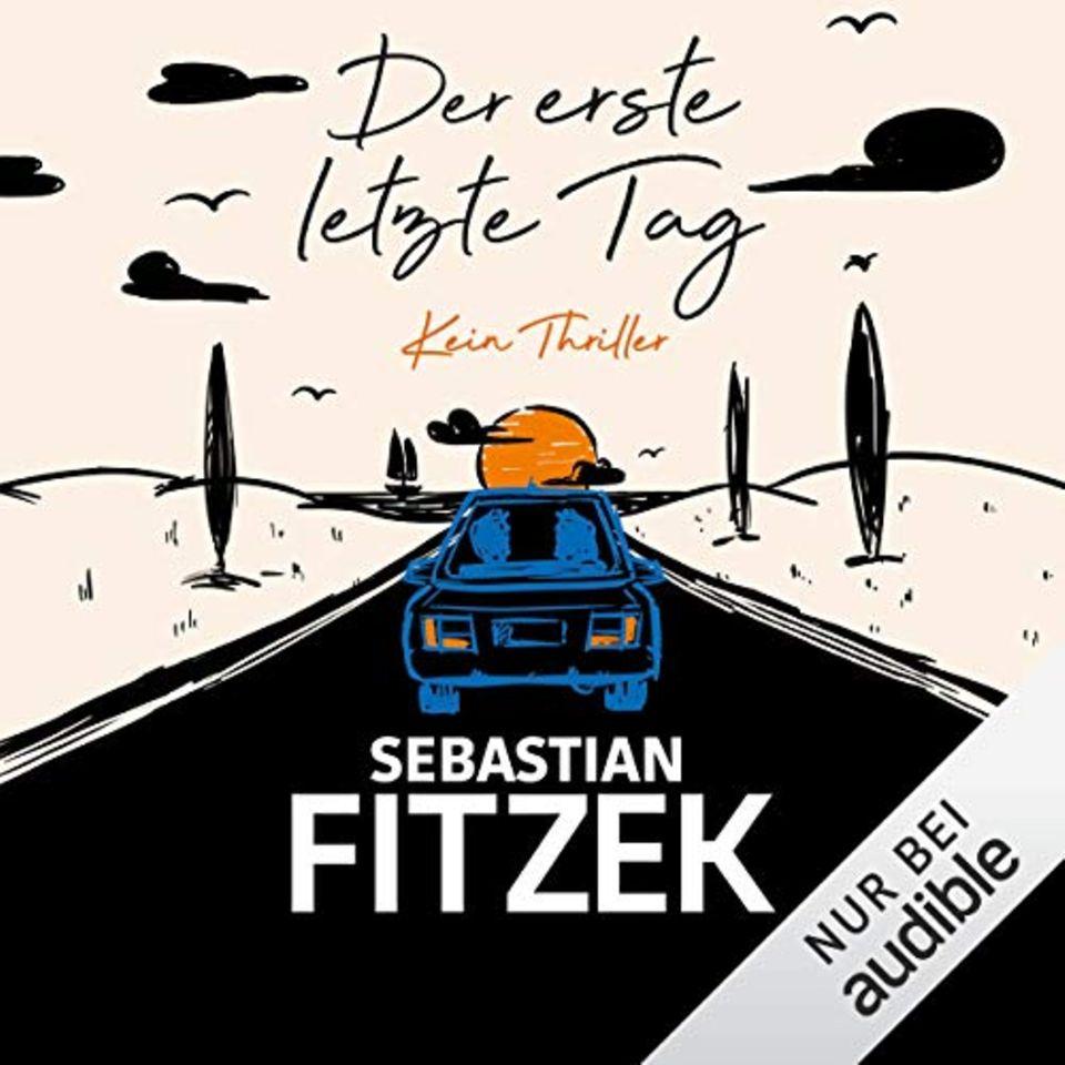 """Sebastian Fitzek: """"Der erste letzte Tag - Kein Thriller"""" ist als Hörbuch erhältlich und wurdevon Simon Jäger eingesprochen."""