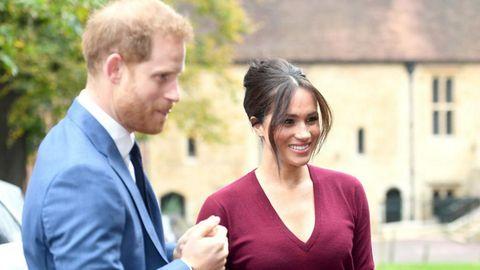 Prinz Harry und Herzogin Meghan sind seit dem 4. Juni zweifache Eltern.