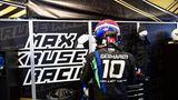 Max Kruse Racing in Box Nr. 12. Er feierte sein Debüt bei 24 Stunden Rennen. 2 Golf GTI TCR gehen an den Start.