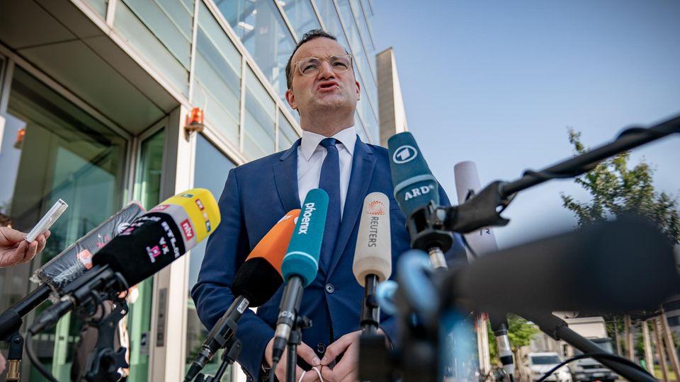 Gesundheitsminister Jens Spahn