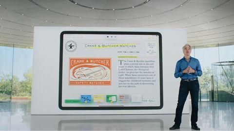 WWDC: Das iPad wird mehr zum Computer: Verfolgen Sie das Apple-Event live