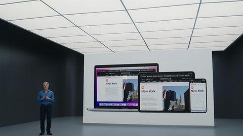 WWDC: Mac und iPhone rücken weiter zusammen: Das Apple-Event zum Nachlesen