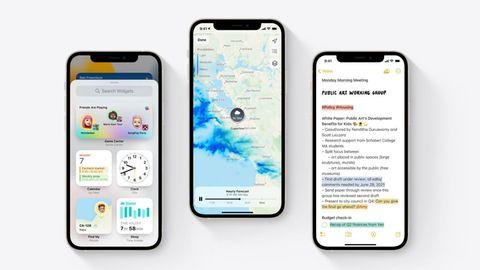 Das iPhone bekommt mit iOS 15 viele Verbesserungen im Detail