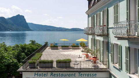 Hotel Terrasse, Vitznau LU