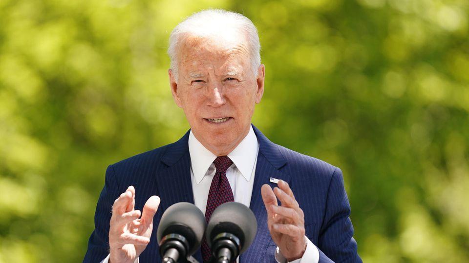 Präsident Joe Biden pumpt Milliarden in die amerikanische Wirtschaft