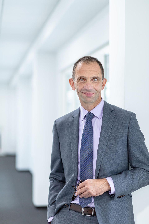 Oliver Harzer ist bei Bioscientia Geschäftsführer