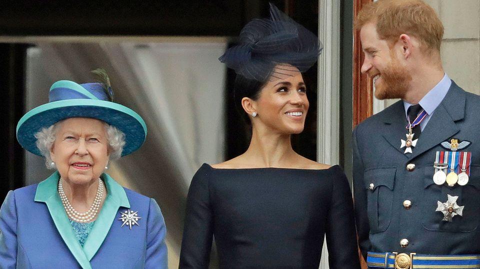 Prinz Harry wird im Juli nach Großbritannien reisen und Queen Elizabeth II. treffen