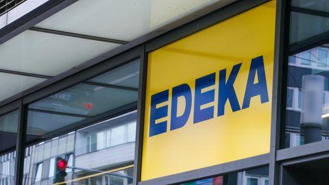 Diese Edeka-Filiale sorgt mit ihrem Slogan für Aufsehen.