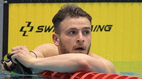 Schwimmer Alaa Maso von der SGS Hannover