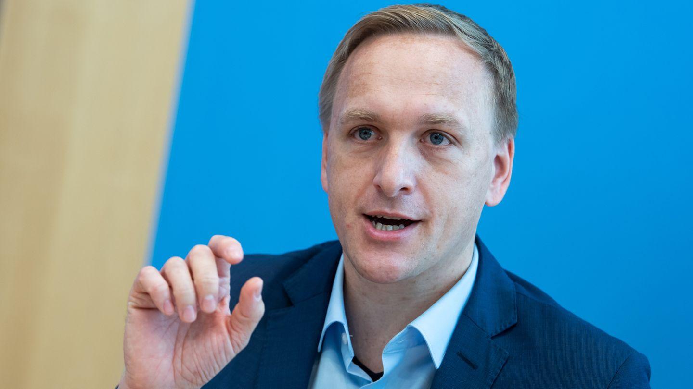 SAP-Vorstand Jürgen Müller