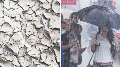 Wetter im Ausblick: Steht uns ein Sommer der Extreme bevor? (Video)