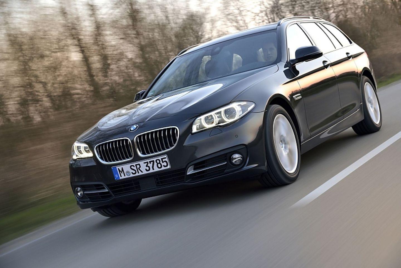 Der BMW 5er (F10)