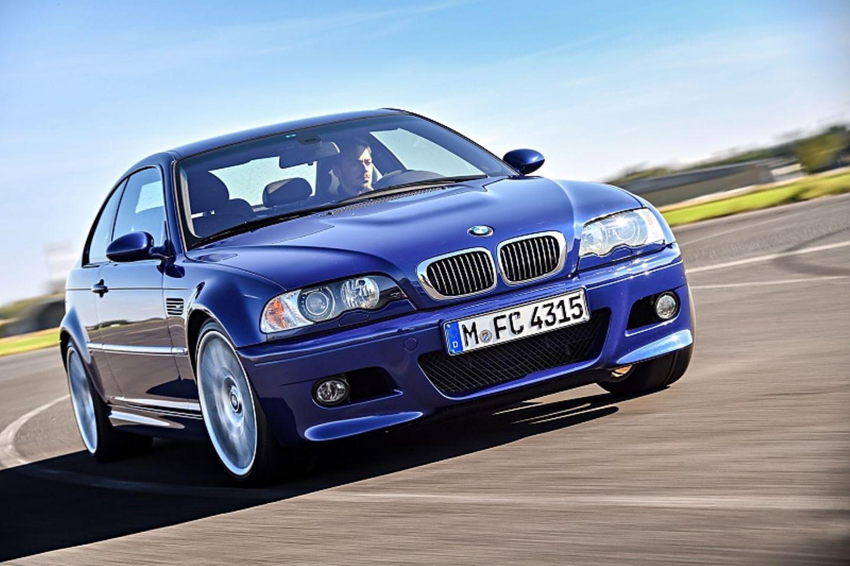 Der BMW M3 Competition (E46)