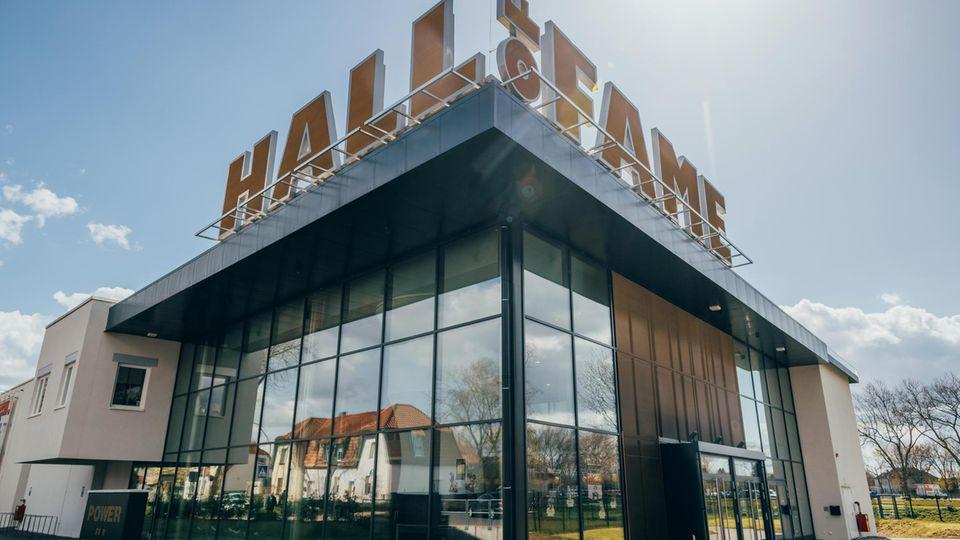 Sieben Säle hat das Kino in Kamp-Lintfort