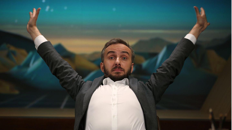 Satiriker Jan Böhmermann plant Kochshow