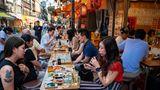 Platz 5mit 93,7Punkten: Tokio, Japan  Unter den asiatischen Metropolen rutschten in die Top 10nur zwei japanische Großstädte, darunter die Hauptstadt des Landes.