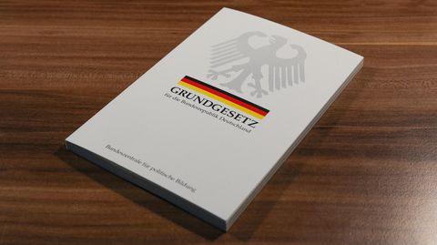 Das Grundgesetz der Bundesrepublik Deutschland