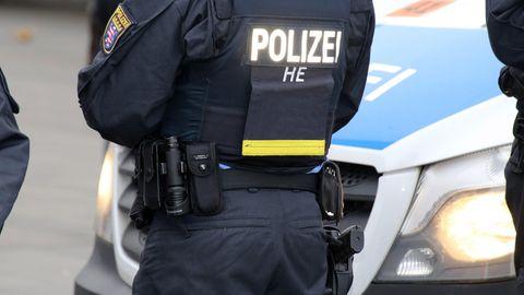 Polizei-Einsatz in Hessen
