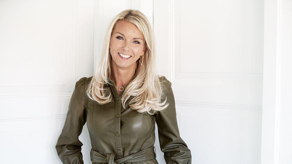 """Helene Abel Hansen ist CMO bei Stokke. Sie verantwortet das Marketing des norwegischen Kindermöbelherstellers. Sie sagt: """"Bei Stokke geht es vor allem darum, die frühkindliche Entwicklung zu unterstützen, Produkte mit starkem, funktionalem Design zu kreieren – alles auf eine möglichst umweltfreundliche Art und Weise."""""""