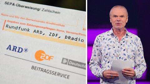 Rundfunkbeitrag für ARD, ZDF und Deutschlandradio; Jürgen Domian