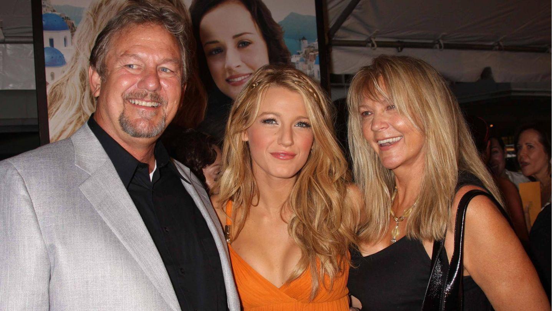 Vip News: Blake Lively trauert um ihren Vater Ernie