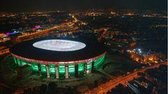 Stadion der Fußball-EM 2021: Puskás Aréna in Budapest