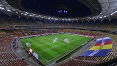 Stadion der Fußball-EM 2021: Arena Națională in Bukarest