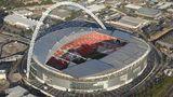 Stadion der Fußball-EM 2021: Wembley-Stadion in London