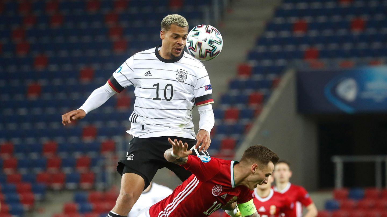 Deutschland U21 Lukas Nmecha 2021 Ungarn